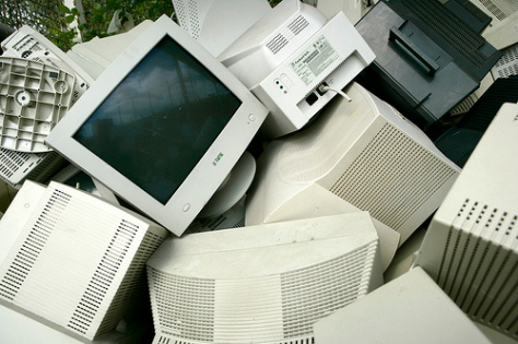Computer Recycling, Creative Commons Wastebusters