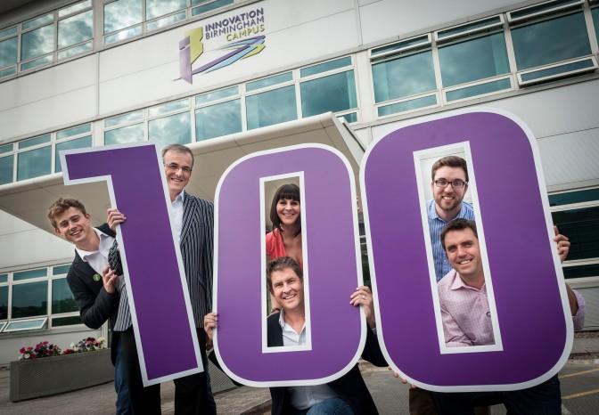 Innovation Birmingham celebrates 100 tech start-ups in less than five years