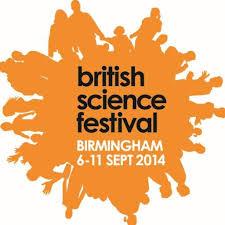 British Science Festival, Birmingham 2014