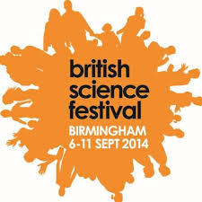British Science Festival, Birmingham 2014