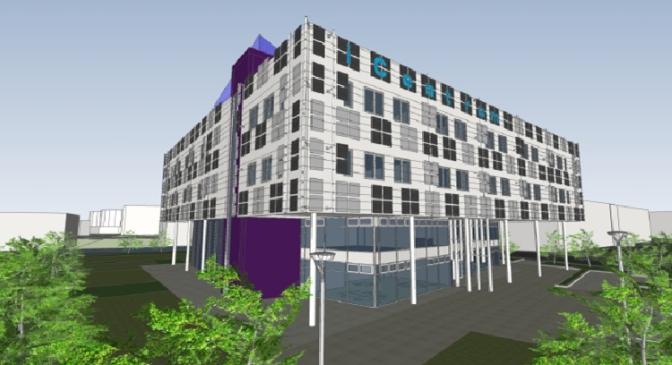 iCentrum, Innovation Birmingham Campus