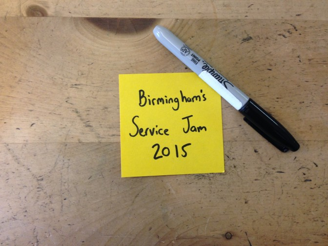 Why Birmingham Needs to Jam…