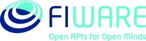 Logo FIWARE Horiz CMYK