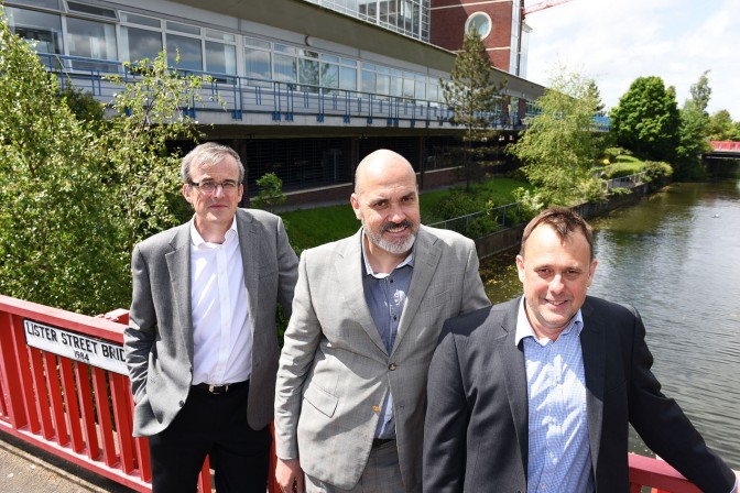 GBSLEP awards Innovation Birmingham a £2.49m Local Growth Fund grant to  create a new centre for SMEs to engage with the city's five universities