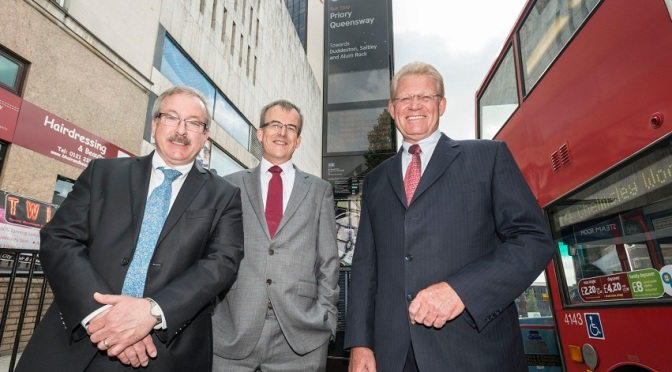 Centro and the Transport Systems Catapult to run Intelligent Mobility incubator within Innovation Birmingham's £8m iCentrum building