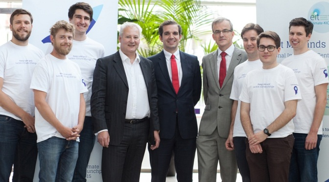 Innovation Birmingham runs UK-wide competition to discover the brightest clean-tech talent