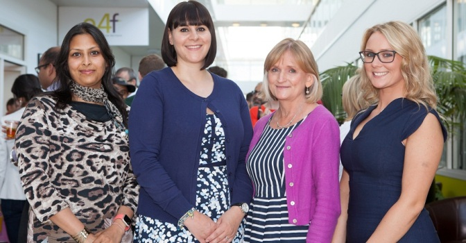 Innovation Birmingham's Women in Tech Event