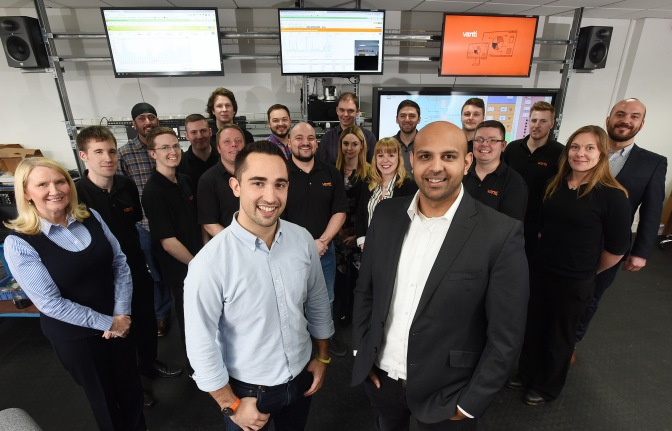 PRESS RELEASE: 11 APPOINTMENTS MARK FANTASTIC YEAR OF GROWTH FOR VANTI